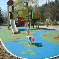 services aire jeux sol amortissant securite terrain sports mobilier urbain