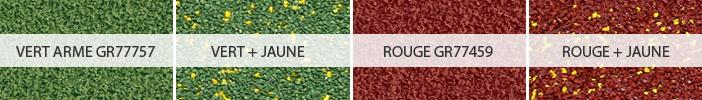 sols coules amortissants coloris standard unis mouchetes sols securises