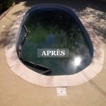 Sol souple sécurité autour de piscines et de terrasses