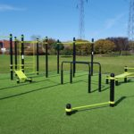 creation terrain fitness street workout